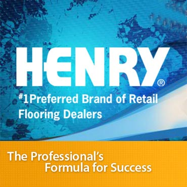 Henry® Adhesives in Woodinville, WA